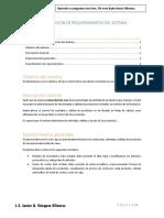 13.3.a.especificacion Requerimientos Del Sistema