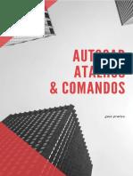 AUTOCAD- Comandos e atalhos fundamentais para arquitetos,engenheiros e autocadistas