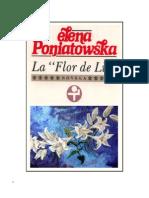 13988484 Poniatowska Elena La Flor de Lis