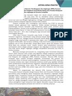 Penyusunan Dokumen Rencana Tata Bangunan