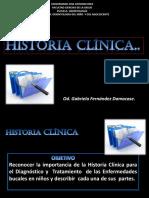 Historia Clinica Odontope