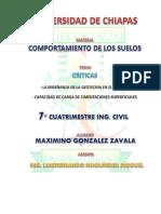 Criticas 1 y 2 Maximino Gonzalez Zavala