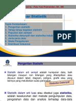PP1 Konsep Dasar Statistik