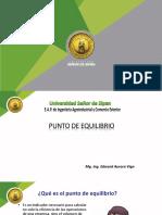 CLASE 7- PUNTO DE EQUILIBRIO.pdf