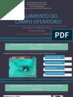 Clase 1 Aislamiento Del Campo Operatorio
