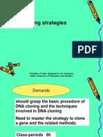 cloning strategies(cDNA LIB., const & screening).ppt