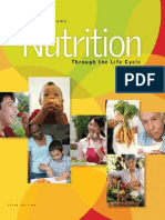Preview of Nutrition Through the Life Cycle 3rd Edition