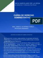 Curso de Derecho Administrativo (UIGV)
