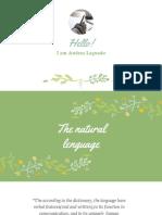 The Natural Lenguage