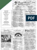 May 2002 Desert Breeze Newsletter, Tucson Cactus & Succulent Society