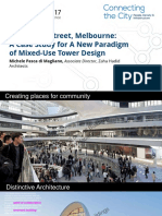 600 Collins Street Melbourne a Case Study for a New Paradigm of Mixed Use Tower Design