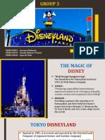 Disneyland Paris Matrix