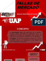 Balarezo Fallas de Mercado