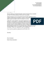 Vendor Quality Assurance Form Rev M