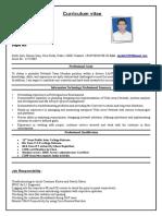 Sajid Resume