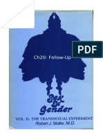 Stoller Ch20 - The Transsexual Experiment - Chapter 20 Follow-Up
