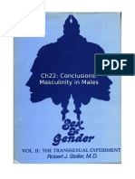 Stoller Ch22 - The Transsexual Experiment - Chapter 22 Conclusions