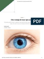 Otra Ventaja de Tener Ojos Azules _ BuenaVida _ EL PAÍS
