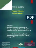 Yogi Ari Wibowo Dan Isnatul Janah_V332_Strategi Global