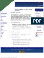 Amsup.com - Project Management Overview