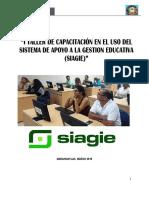Plan de Capacitacion SIAGIE 3.10 LADERAS (1)