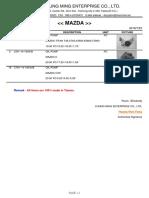 Mazda Oil Pump Diamond PDF