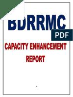 Brgy. Malawag, Nabua, Camarines Sur  Bdrrmc Capacity Enhancement Report