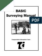 Surveying Manual
