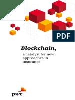 Blockchain a Catalyst