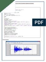 Compresión de Audio Utilizando Comando Wavemenu