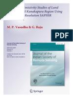 2019 Microwave Emissivity Studies of Land Cover around Kanakapura Region Using High Spatial Resolution SAPHIR.pdf