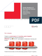 Oracle Database 12c New Security Feature (2)