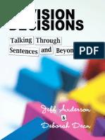 Revision Decisions Talking Through Sentences and Beyond.pdf