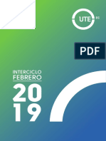 Oferta Interciclo2019
