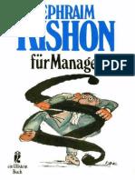 Ephraim Kishon fur Manager - Ephraim Kishon.pdf