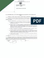 Ley Nº 5428 Efluentes Cloacales