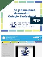 Presentacion Mision y Funciones Del CIE
