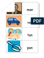 An Word Family Pictures