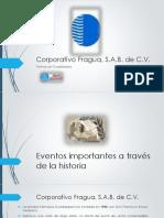 Corporativo Fragua, SAB de CV