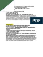 Bibliografias Guillermo