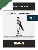 Manual Tecnico Scak Talha Koch