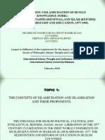 Islamicisation of Human Knowledge