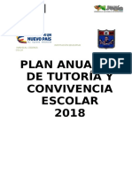 Plan de Tutoria Amalia