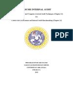Resume Internal Audit Chapter 11 dan 13.docx