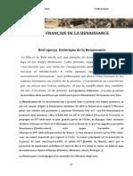 L'Art Francais de La Renaissance Pt Print