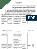 1. Planificación (NF) Primero Medio