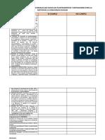 Matriz de Enfoques Transversales Que Guian Los Planteamientos y Disposiciones Para La Gestion de La Convivencia Escolar