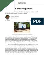 Arvind Nachiappan - Futuring Project