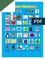 Les Vetements Dictionnaire Visuel 4997