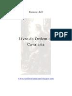 Livro Da Ordem de Cavalaria - Ramon Llull